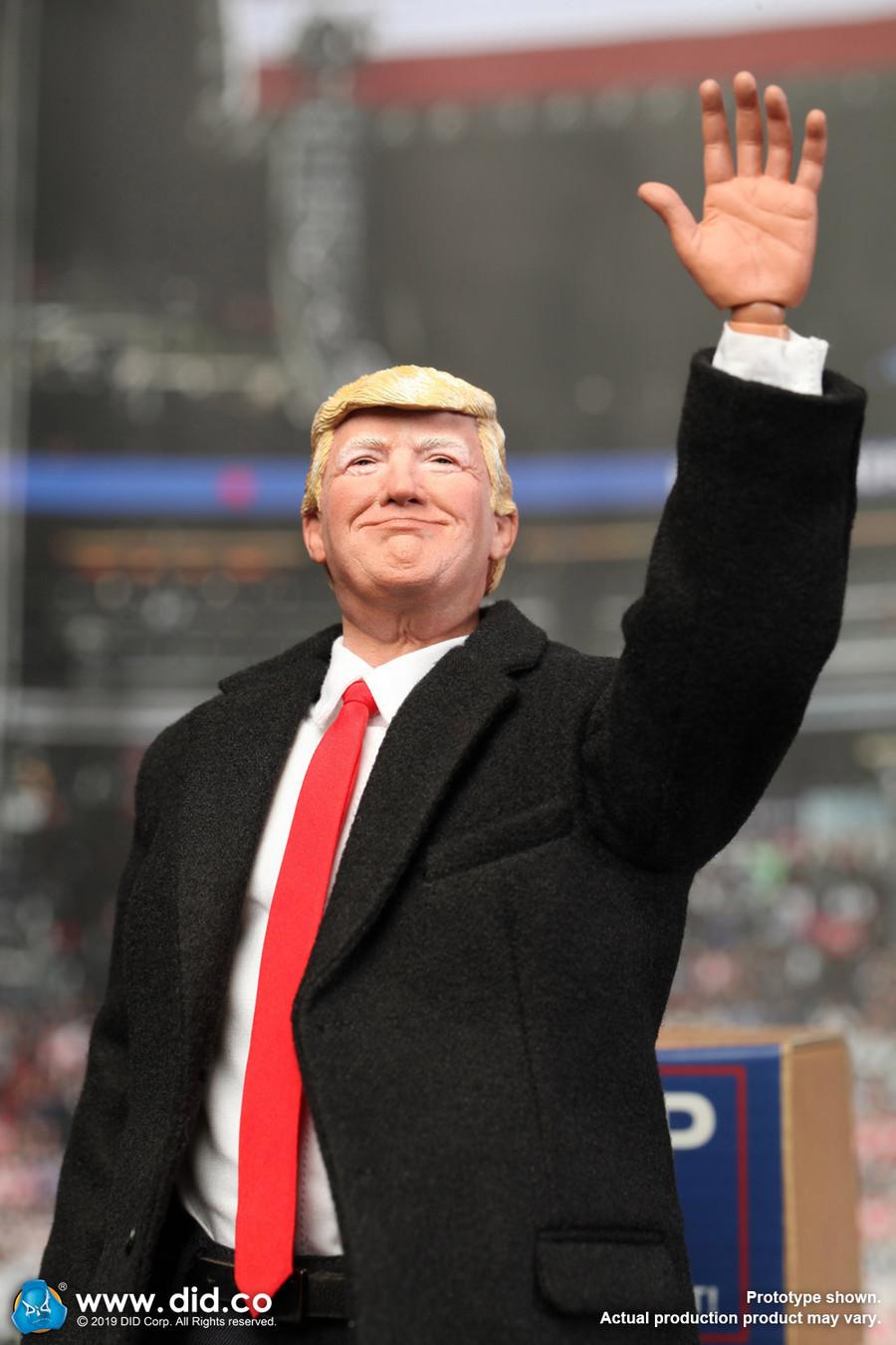 DID - Donald Trump 2020