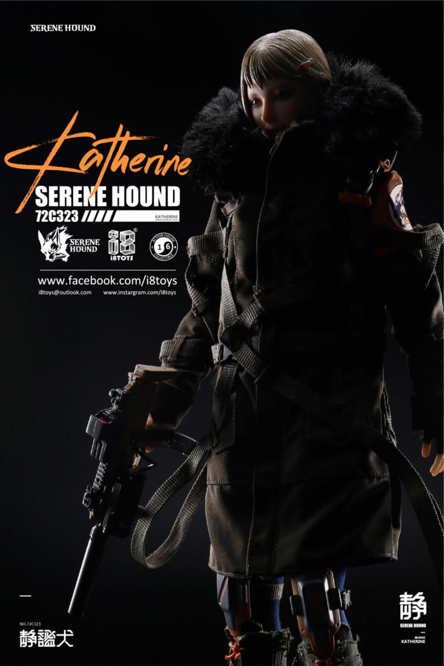 i8Toys - Serene Hound Troop Katherine