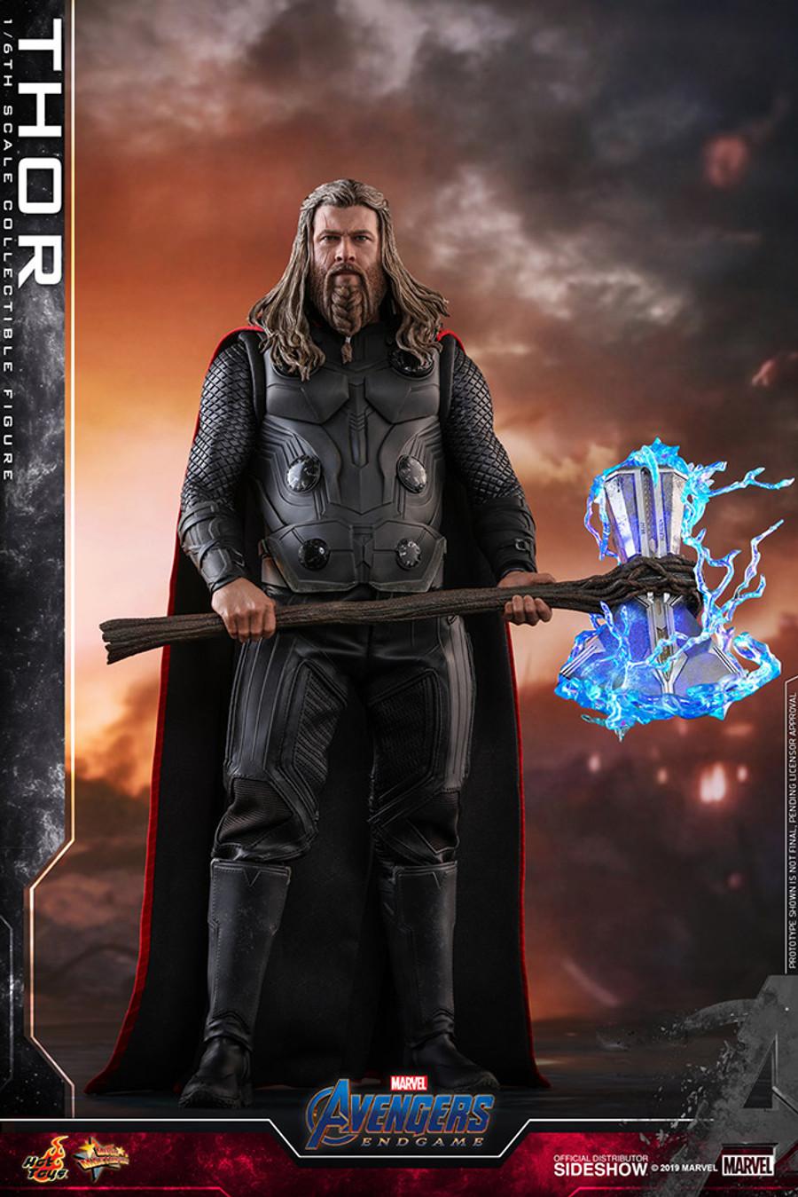 Hot Toys - Avengers Endgame - Thor
