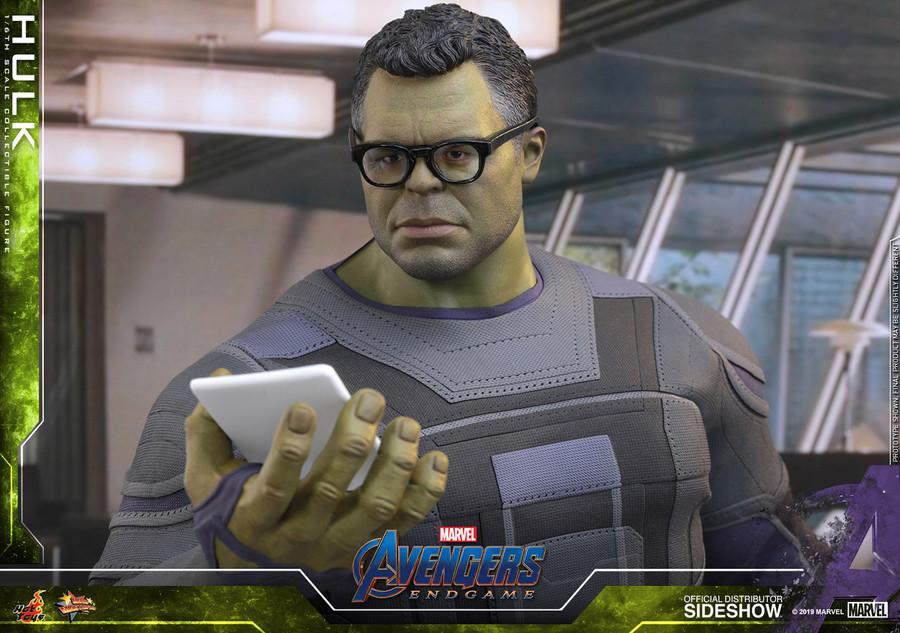 Hot Toys - Avengers Endgame - Hulk