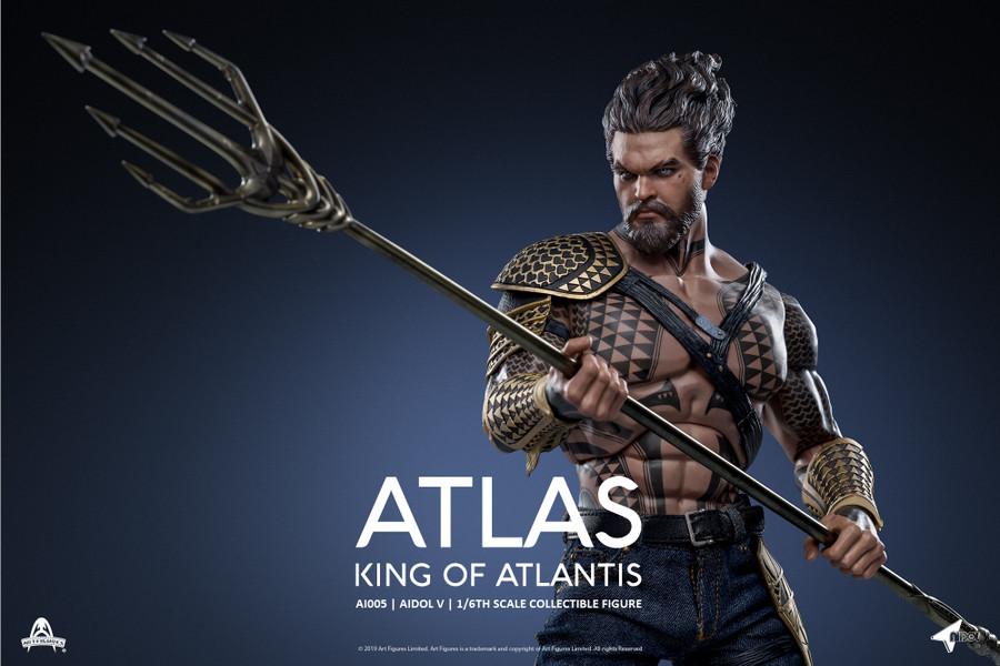 Art Figures - Atlas
