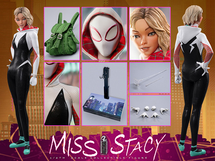 Bullet Head - Miss Stacy