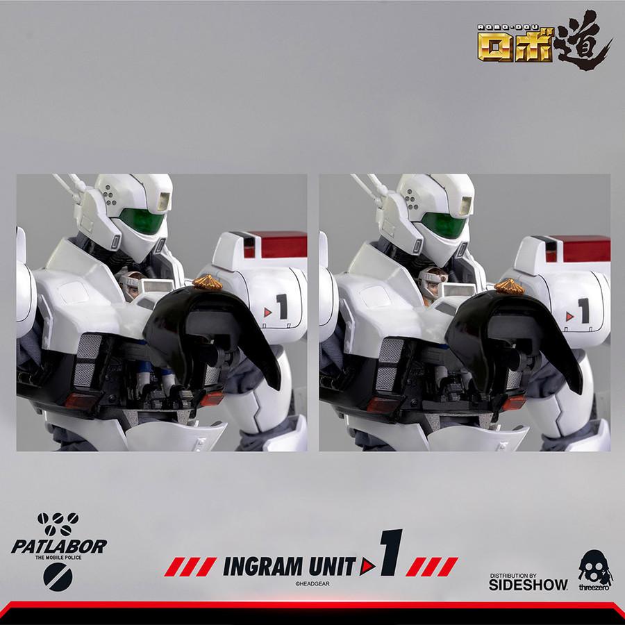 Threezero - Mobile Police Patlabor: ROBO-DOU (Ingram Unit 1)