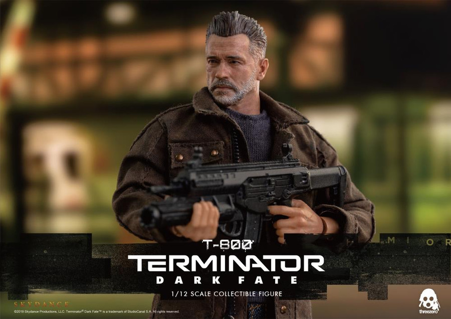 Threezero - Terminator: Dark Fate - T-800 1/12 Scale