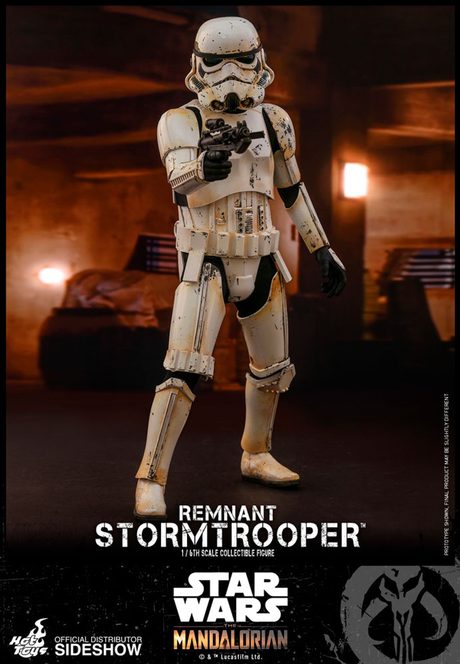 Hot Toys - Star Wars The Mandalorian - Remnant Stormtrooper