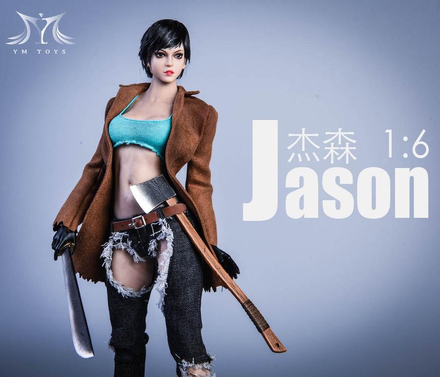 YM Toys - Jason Accessory Set