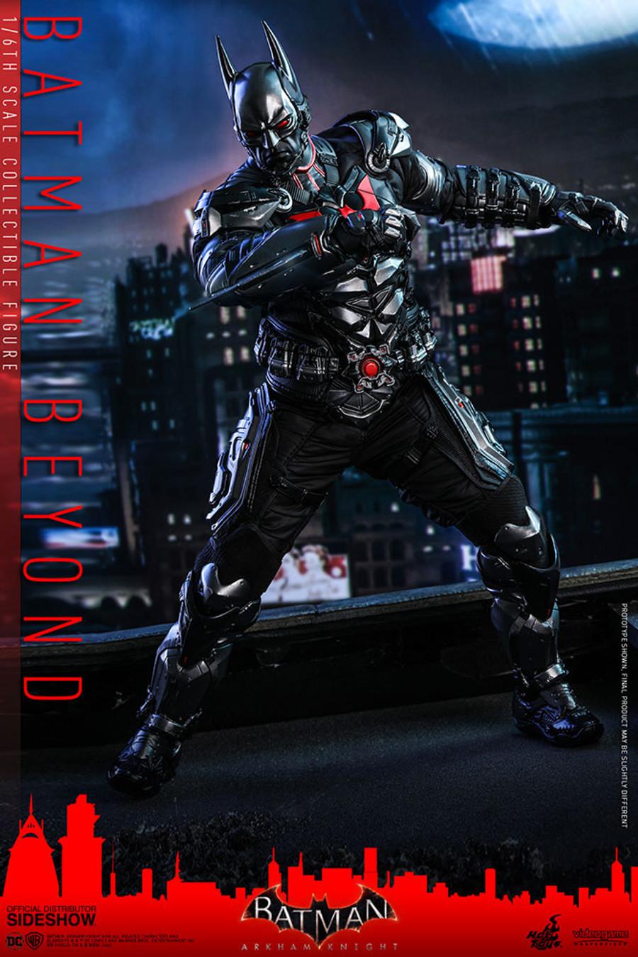 Hot Toys - Batman Arkham Knight - Batman Beyond