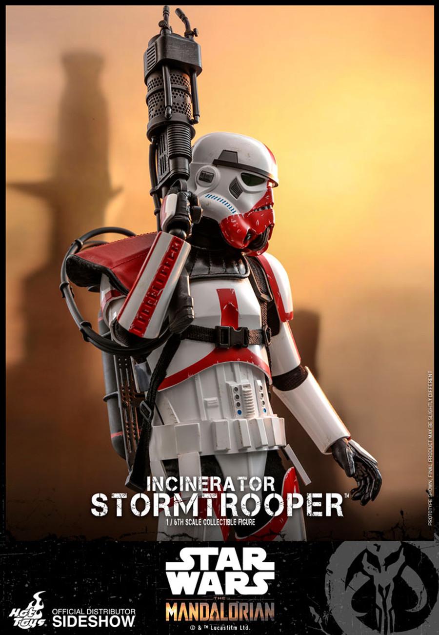 Hot Toys - Star Wars The Mandalorian - Incinerator Stormtrooper