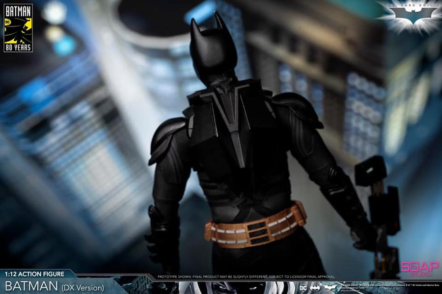 Soap Studio - 1/12 The Dark Knight: Batman - DX Edition