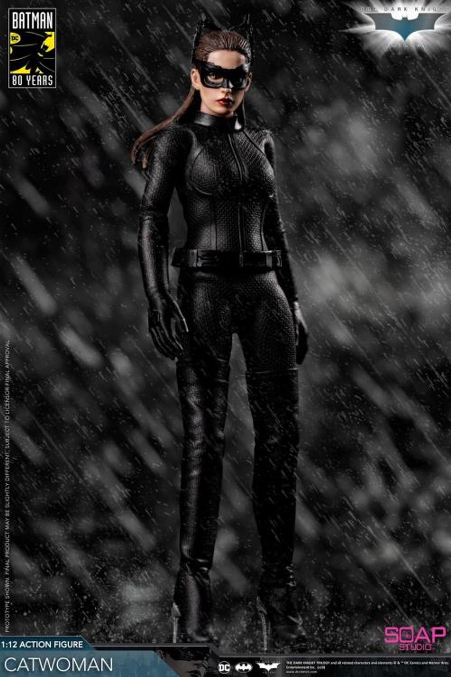 Soap Studio - 1/12 The Dark Knight: Catwoman