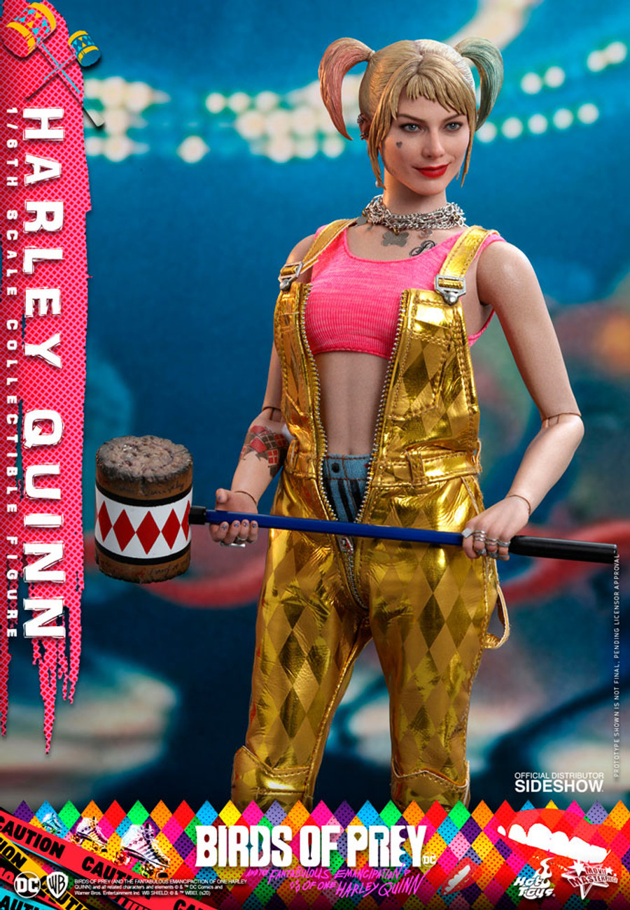 Hot Toys - Birds of Prey - Harley Quinn