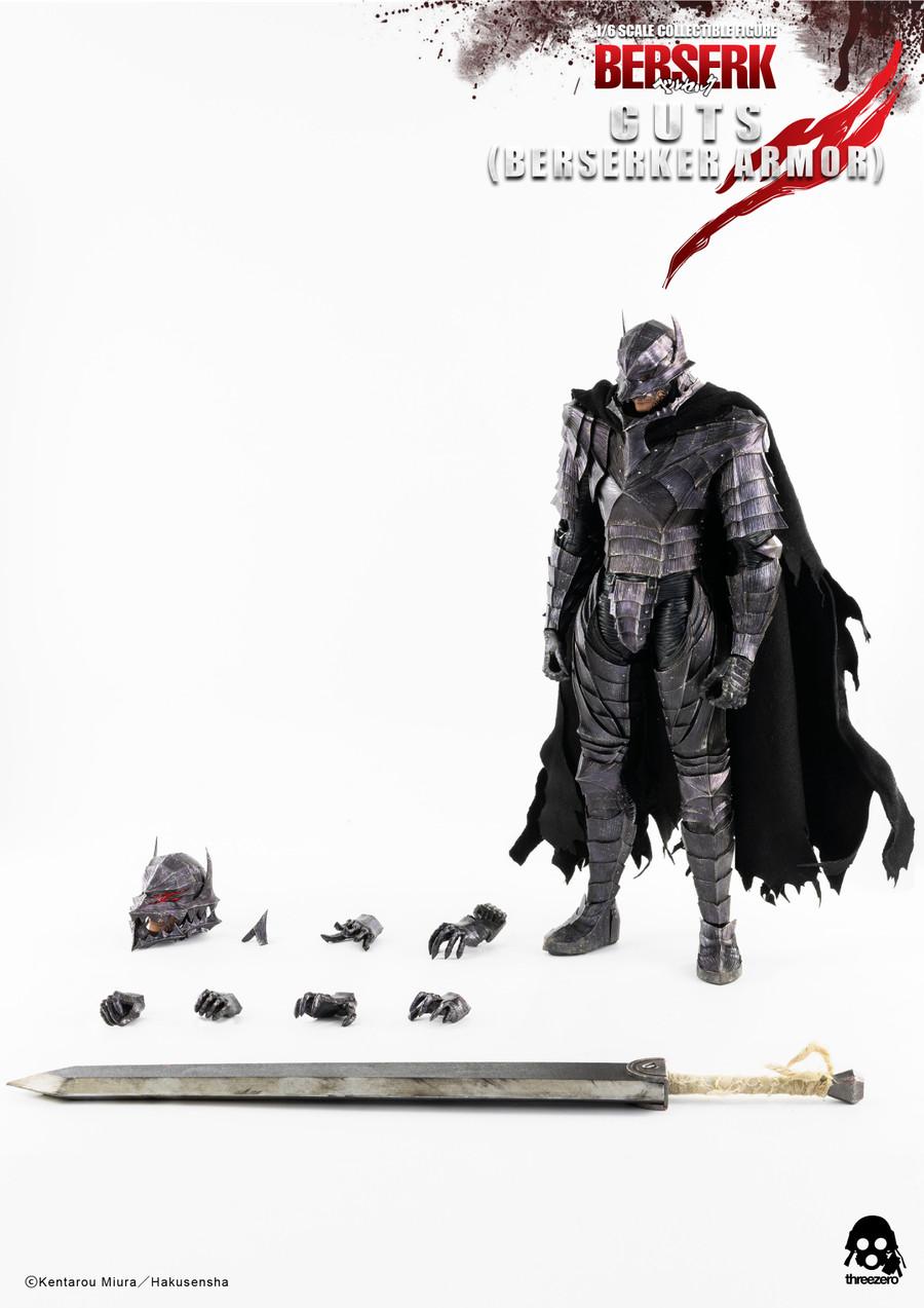 Threezero - Berserk - Guts (Berserker Armor)