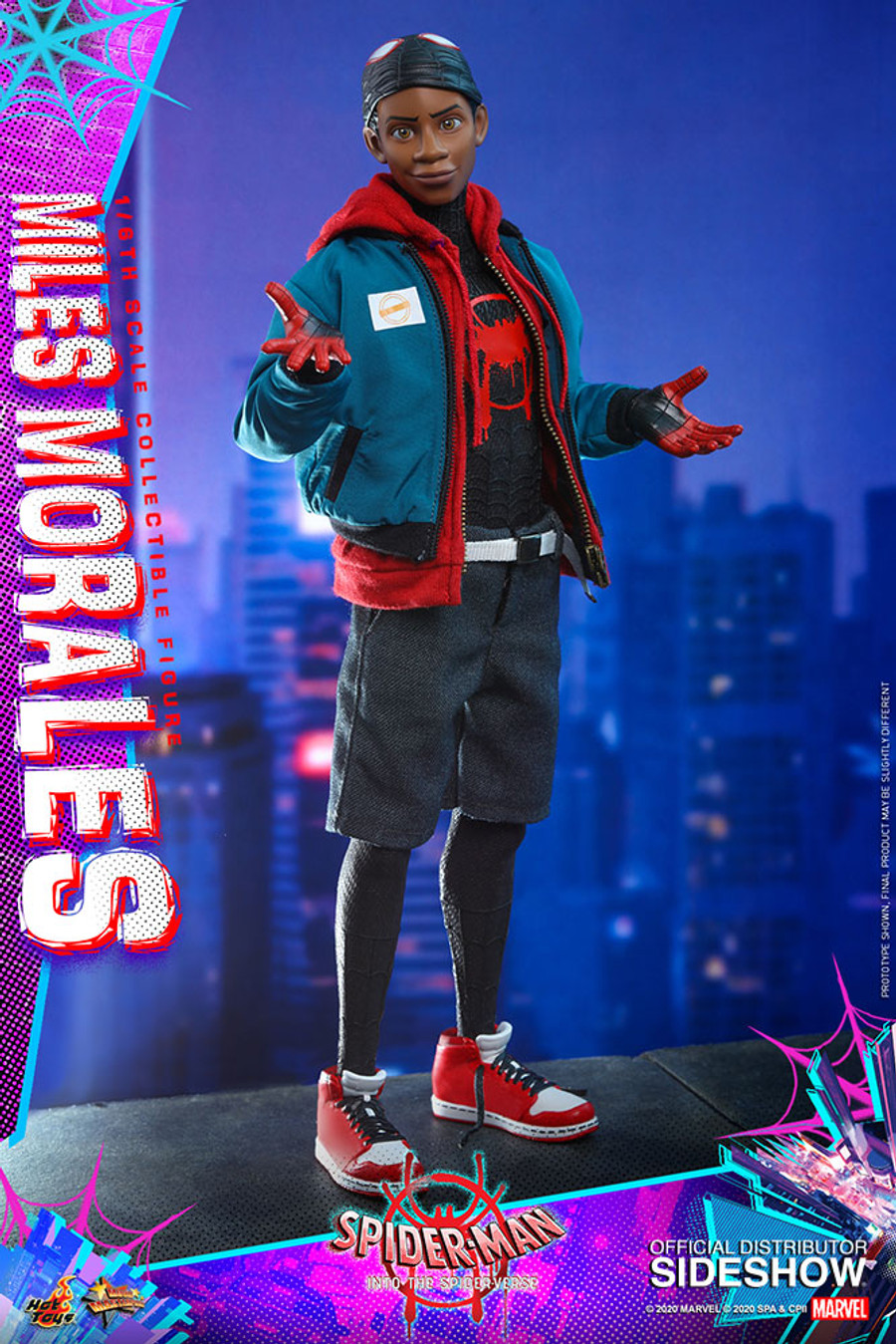 Hot Toys - Spider-Man - Into the Spider-Verse - Miles Morales
