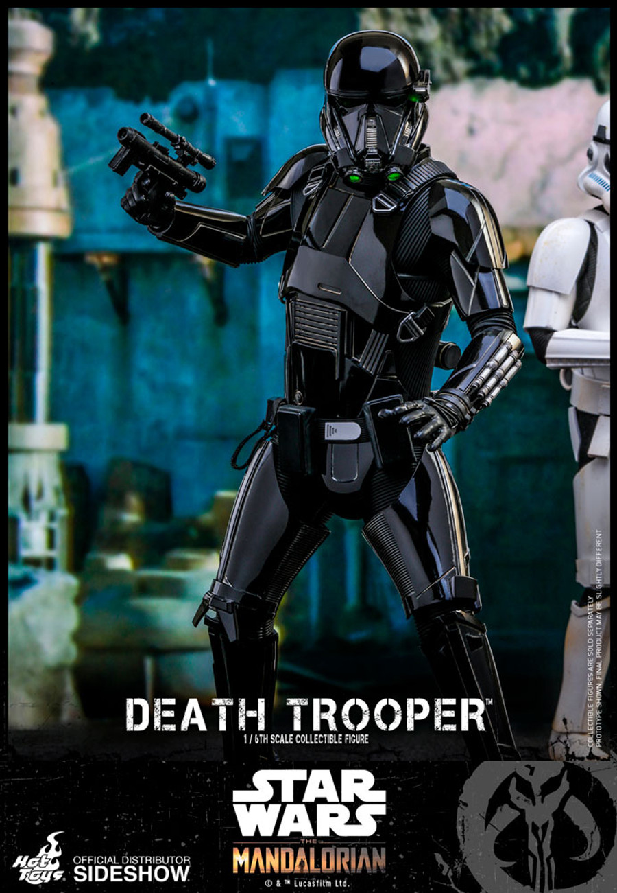 Hot Toys - Star Wars The Mandalorian - Death Trooper
