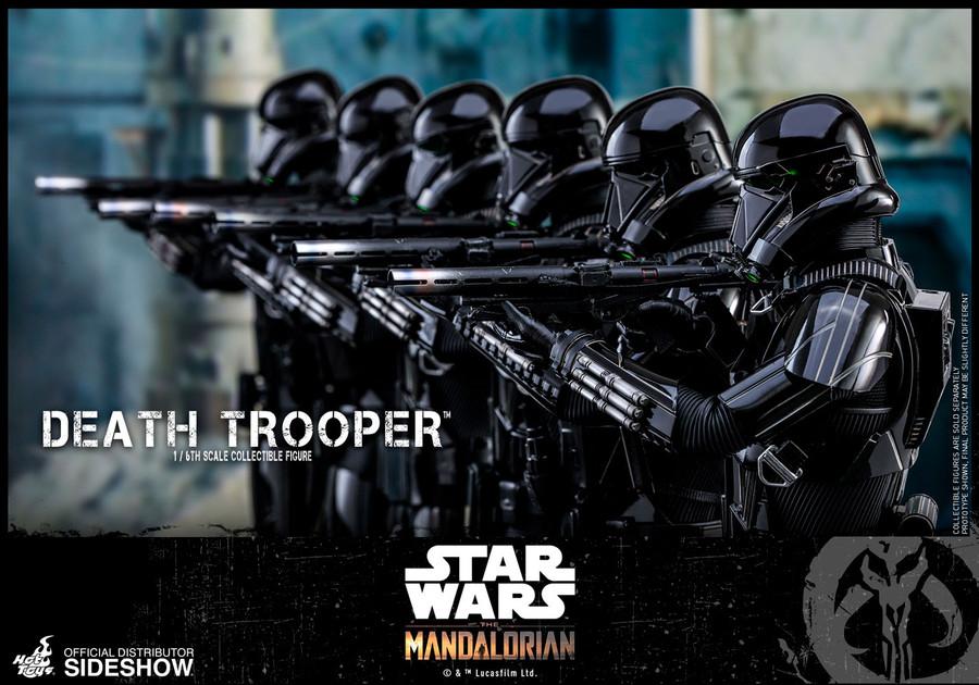 Hot Toys - Star Wars The Mandalorian - Death Trooper