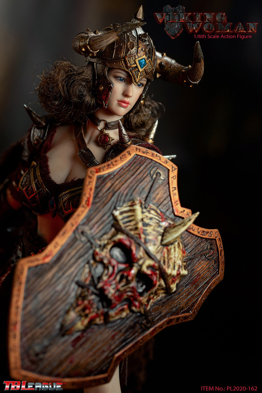 TBLeague - Viking Woman