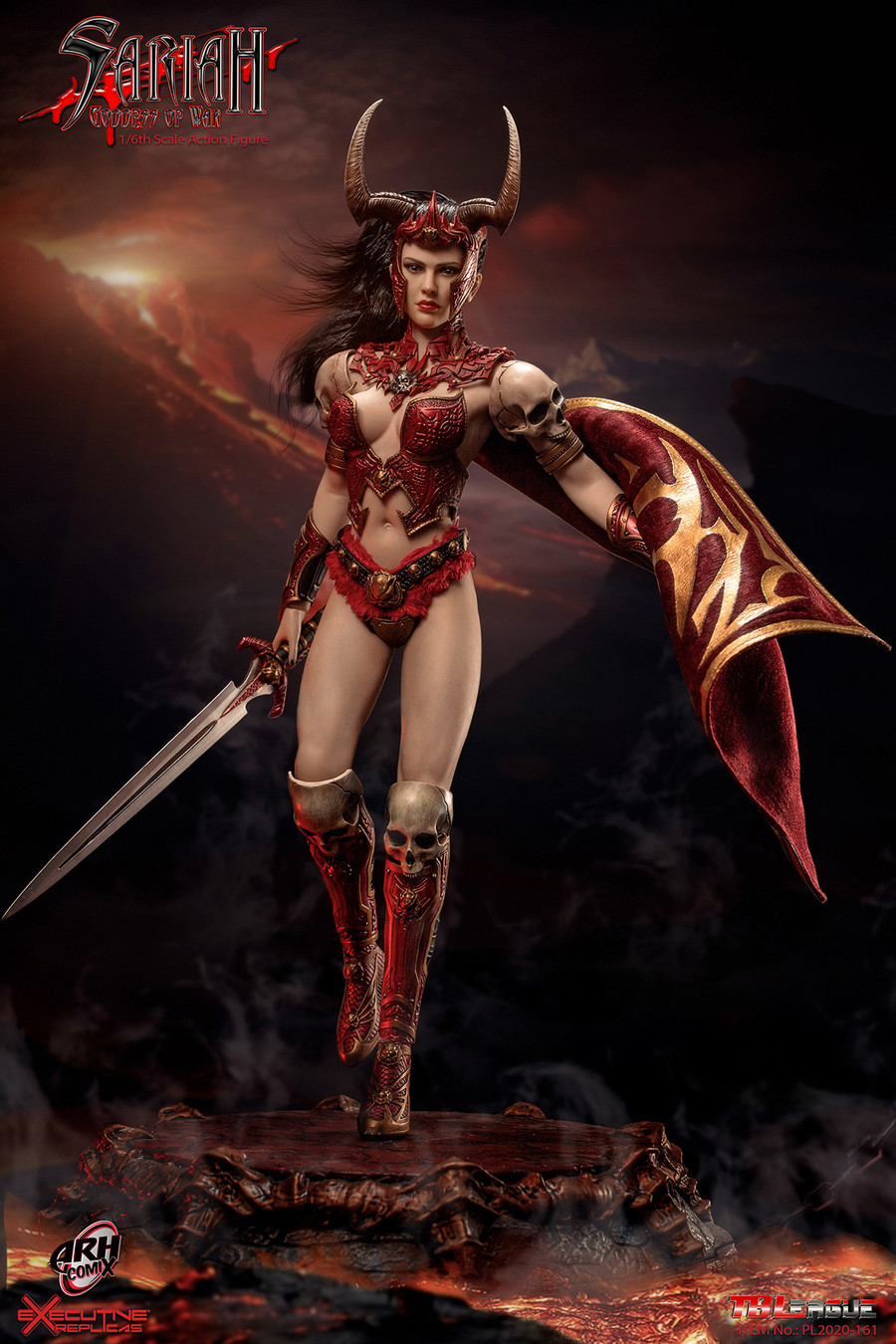 TBLeague - Sariah The Goddess Of War