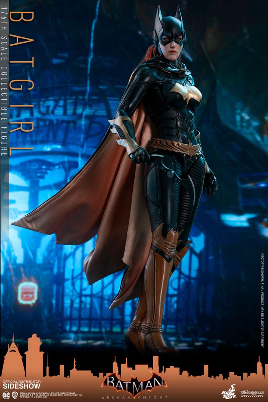 Hot Toys - Batman Arkham Knight - Batgirl