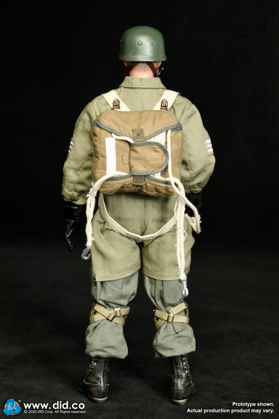 DID - WWII German Fallschirmjäger - Schmeling