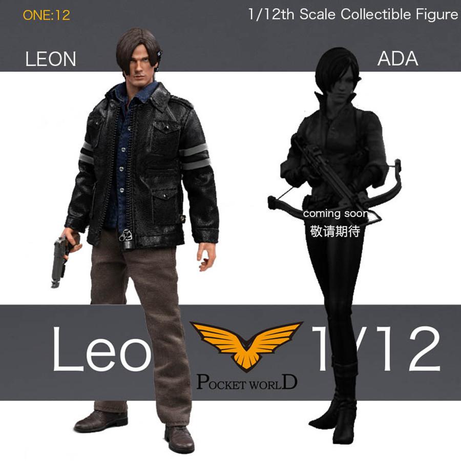 Pocket World - Leon 1/12