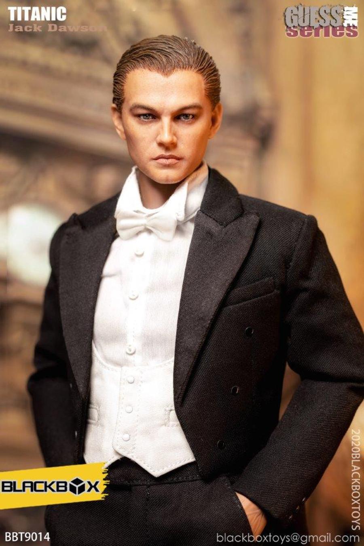Black Box Toys - Titanic: Jack - Tail Coat Ver.