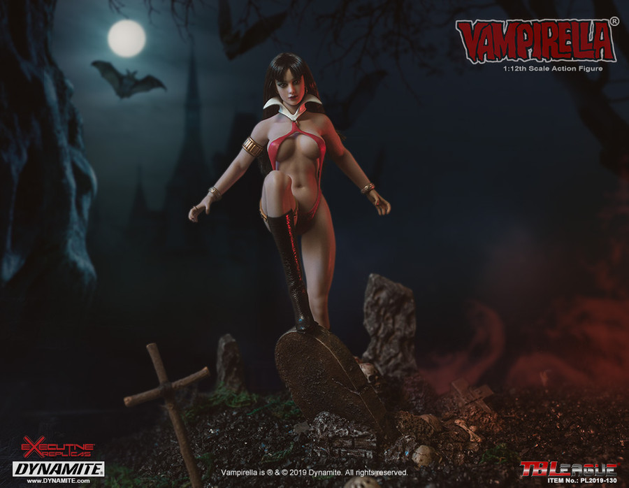 TBLeague - 1/12 Vampirella