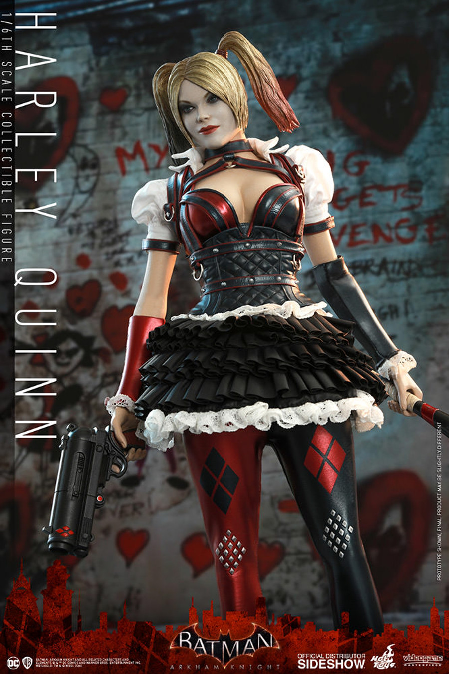 Hot Toys - Batman Arkham Knight - Harley Quinn