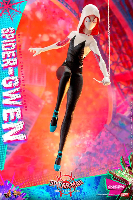 Hot Toys - Spider-Man - Into the Spider-Verse - Spider-Gwen