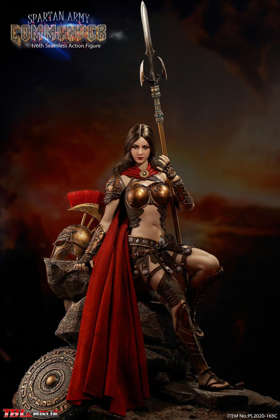 TBLeague - Spartan Army Golden Commander