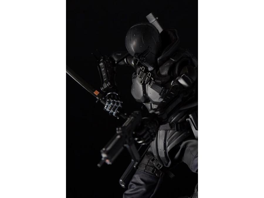 1000Toys - G.I. Joe X TOA Heavy Industries: Snake Eyes 1/6 Scale