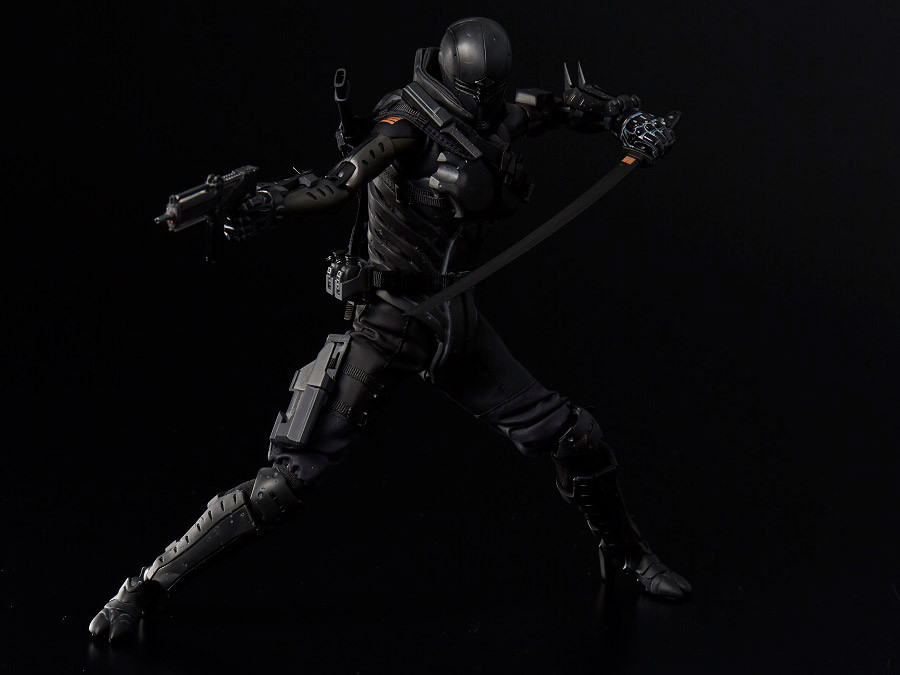 1000Toys - G.I. Joe X TOA Heavy Industries: Snake Eyes 1/6 Scale