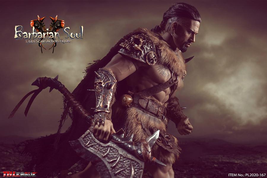 TBLeague - Barbarian Soul