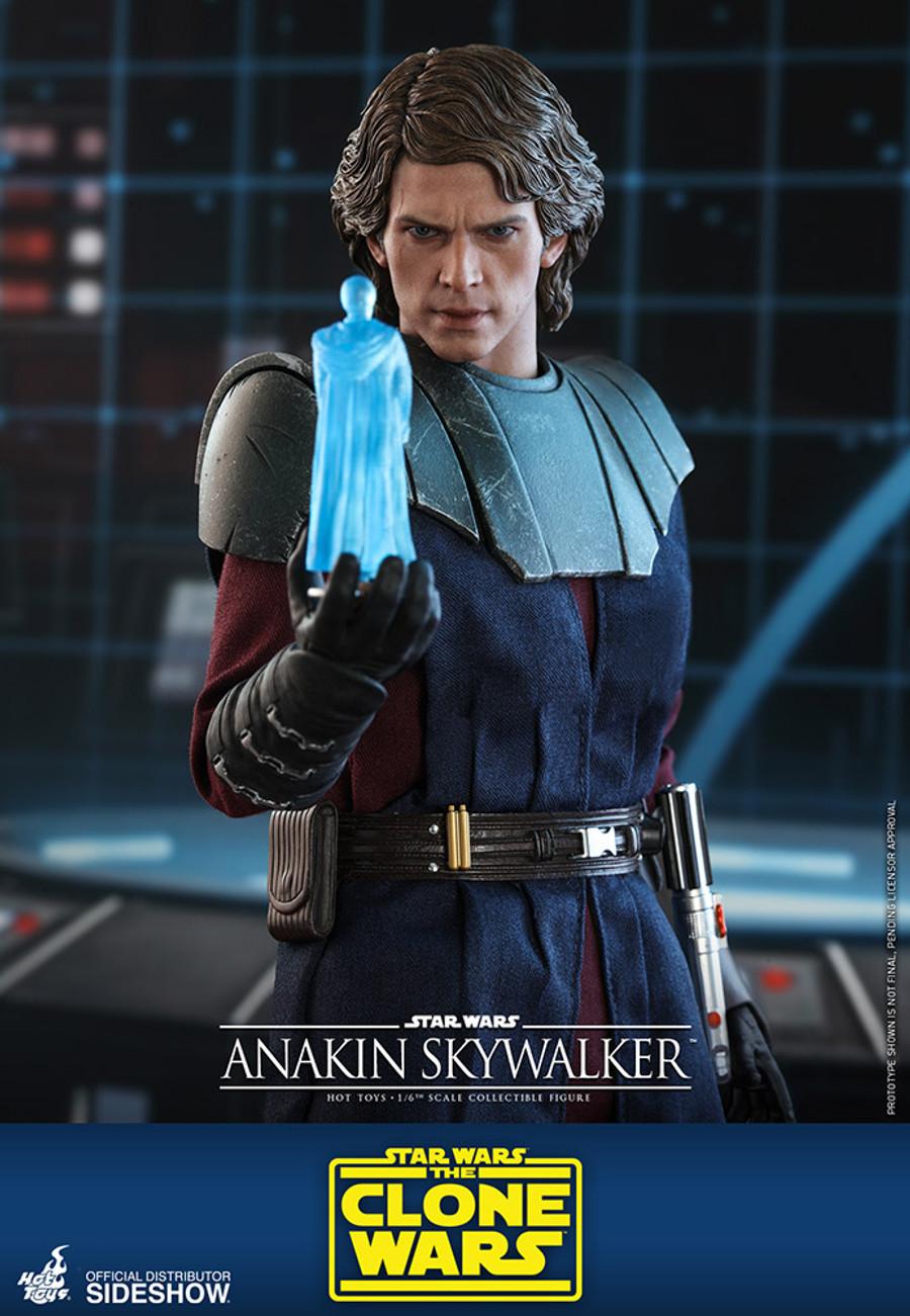 Hot Toys - Star Wars The Clone War - Anakin Skywalker