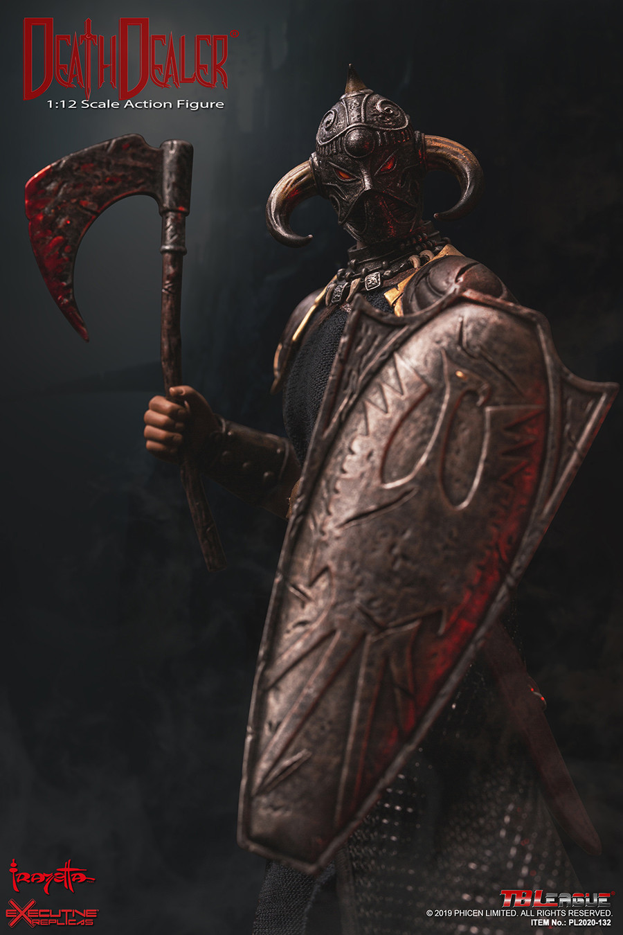 TBLeague - 1/12 Death Dealer