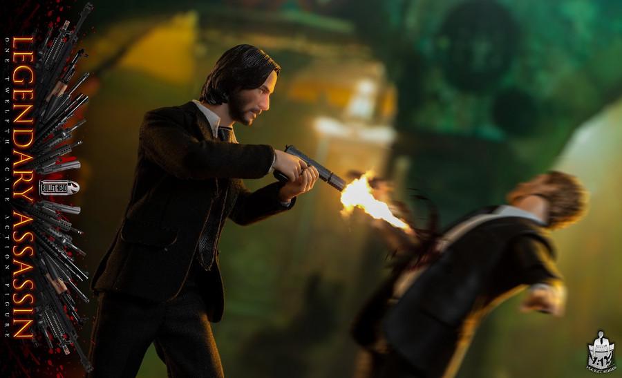 Bullet Head - 1/12 Legendary Assassin
