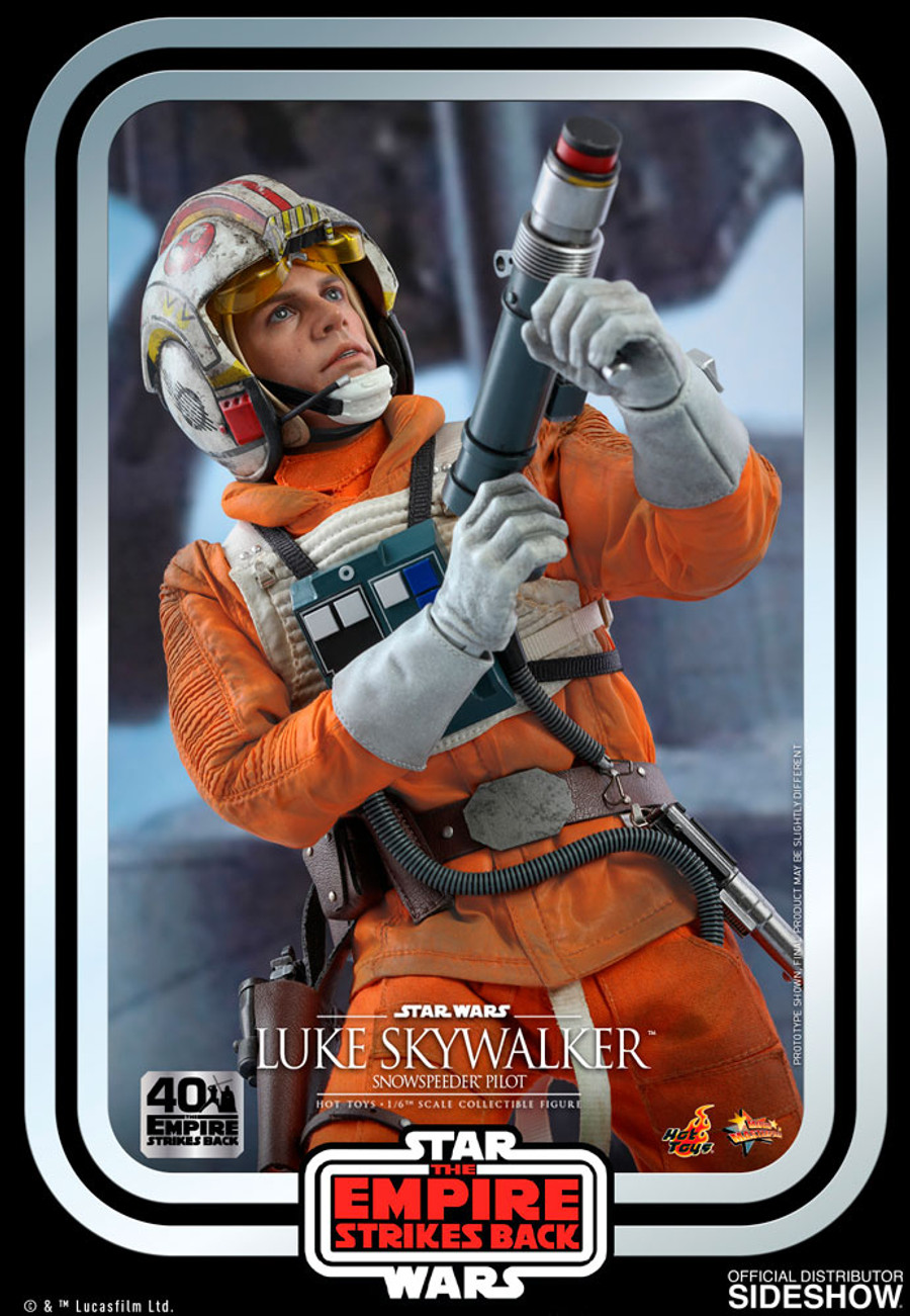 Hot Toys - Star Wars - The Empire Strikes Back - Luke Skywalker (Snowspeeder Pilot)