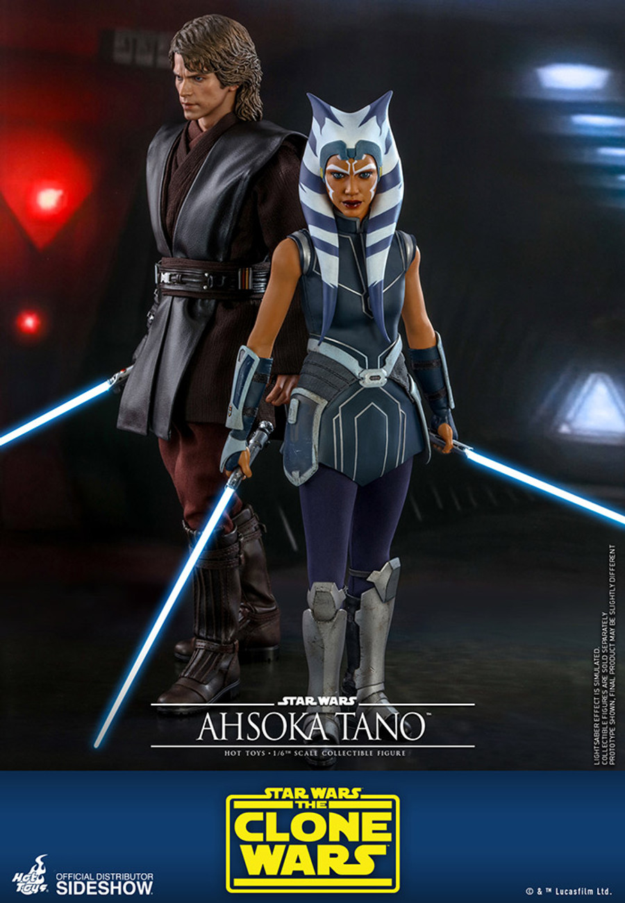 Hot Toys - Star Wars The Clone Wars - Ahsoka Tano
