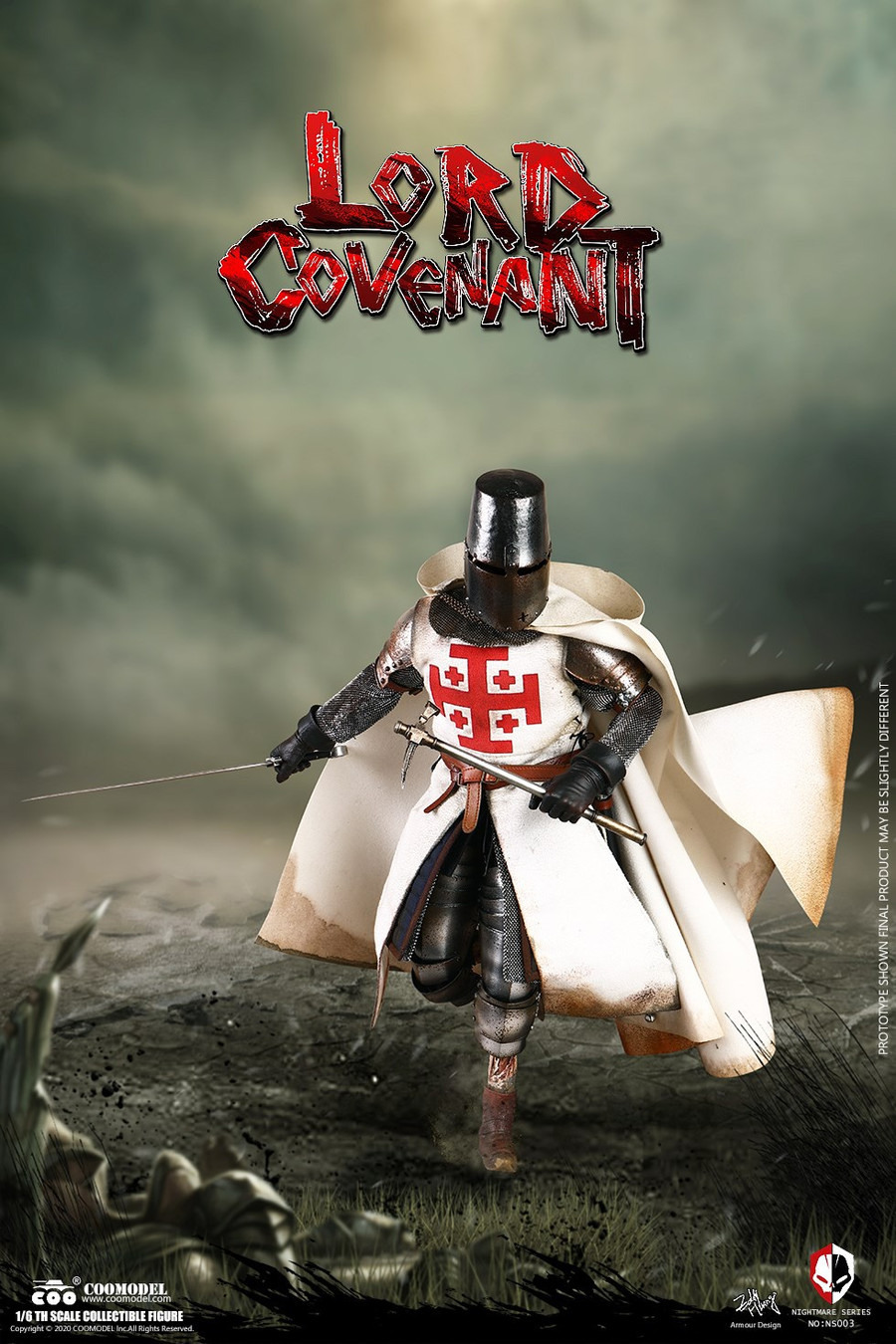 COO Model - Nightmare Series - Lord Covenant