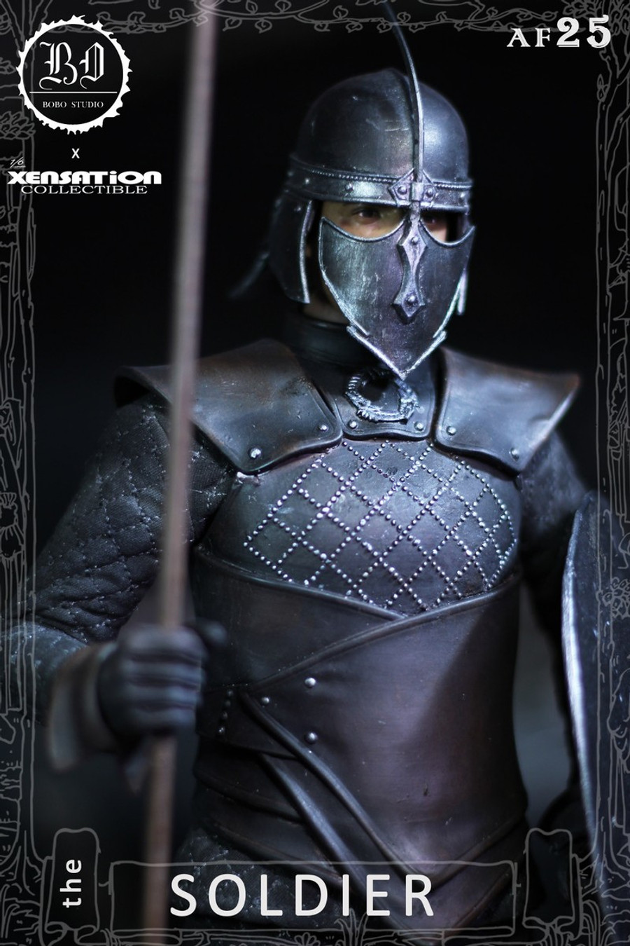 Xensation - The Soldier