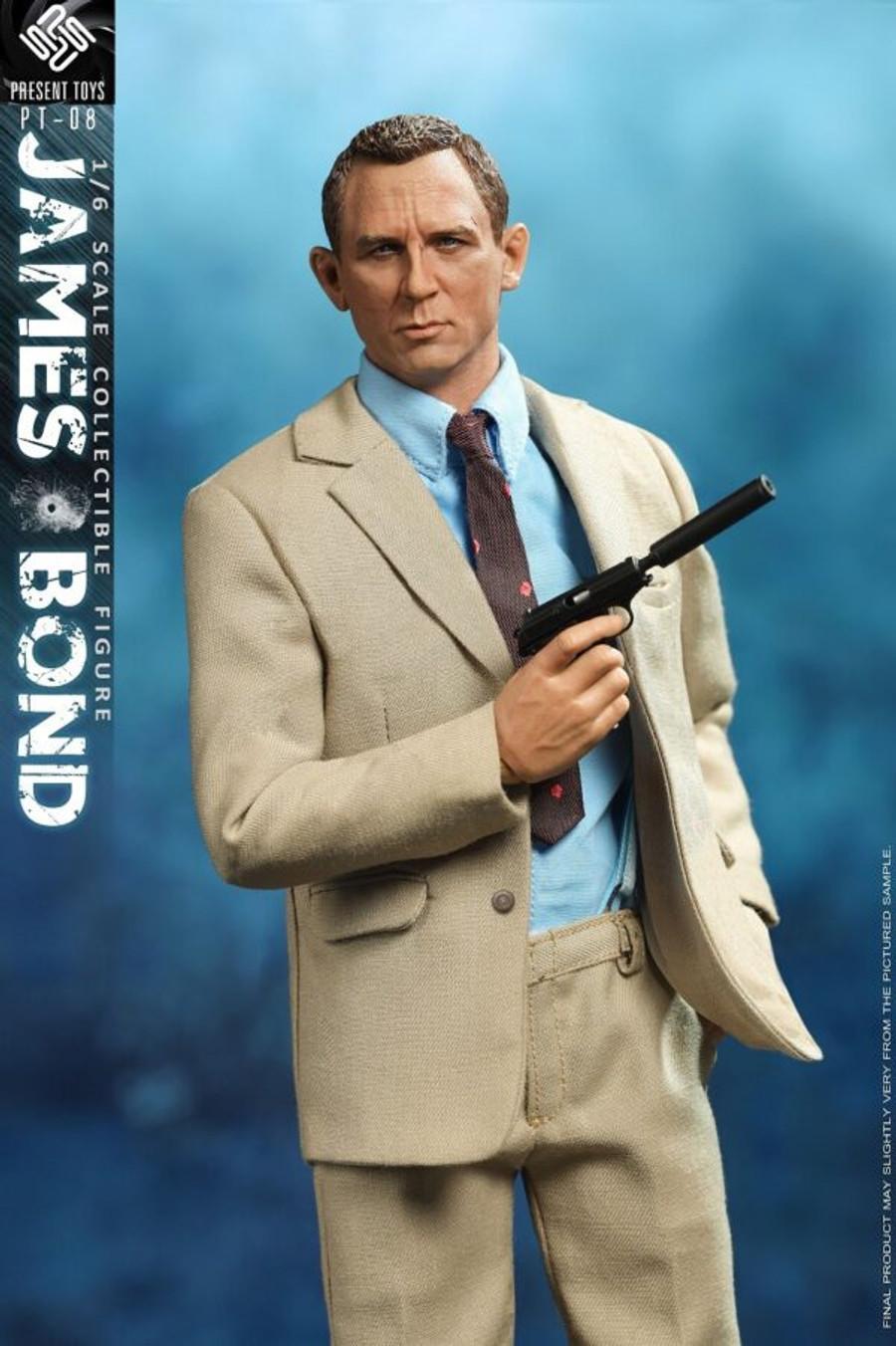 Present Toys - Agent Seven