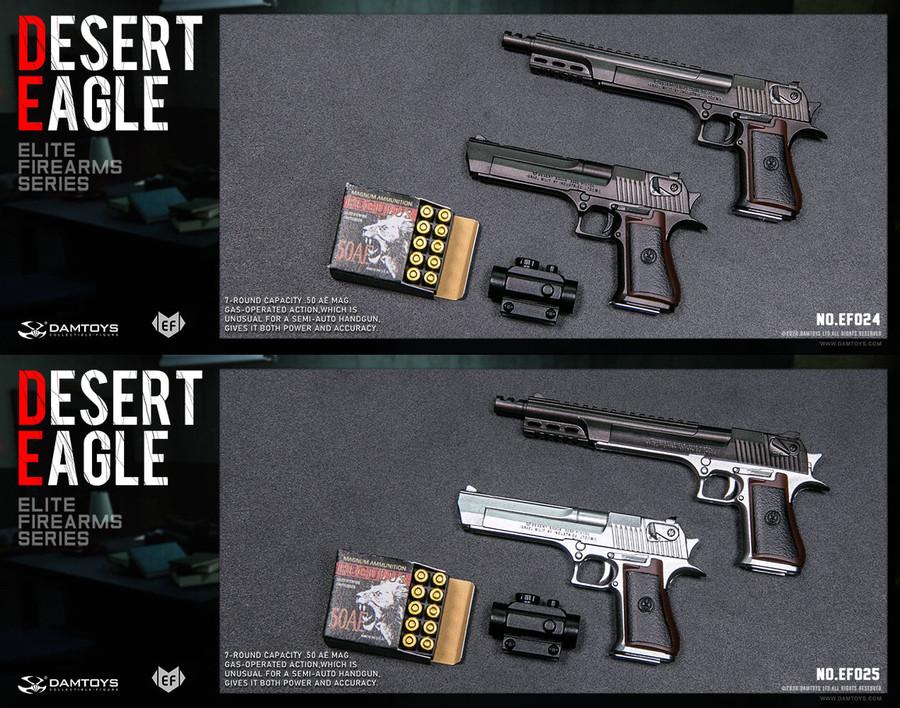 DAM Toys - Elite Firearms Series: Desert Eagle 1/6