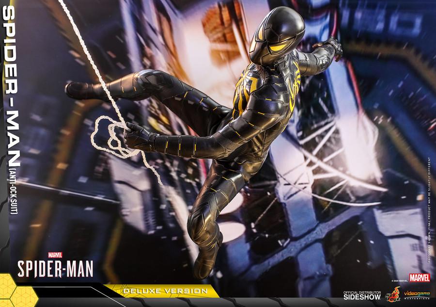 Hot Toys - Spider-Man (Anti-Ock Suit) Deluxe