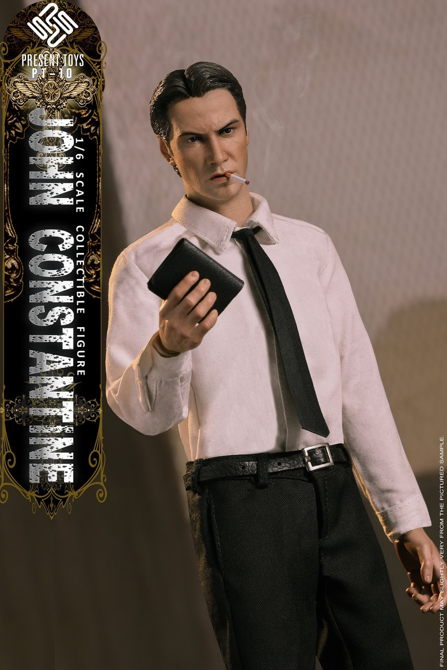 Present Toys - Hell Detective