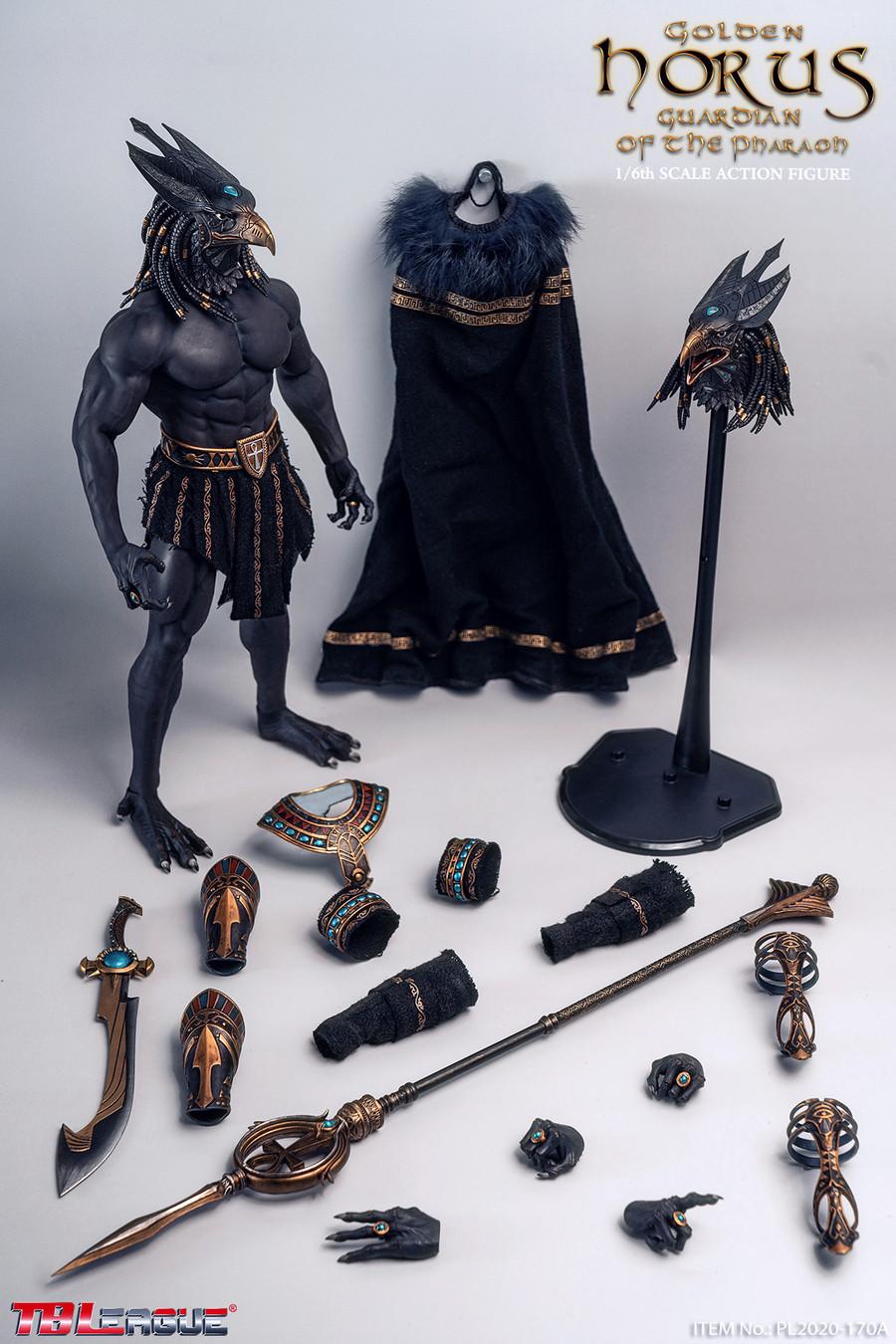 TBLeague - Horus Guardian of Pharaoh Golden