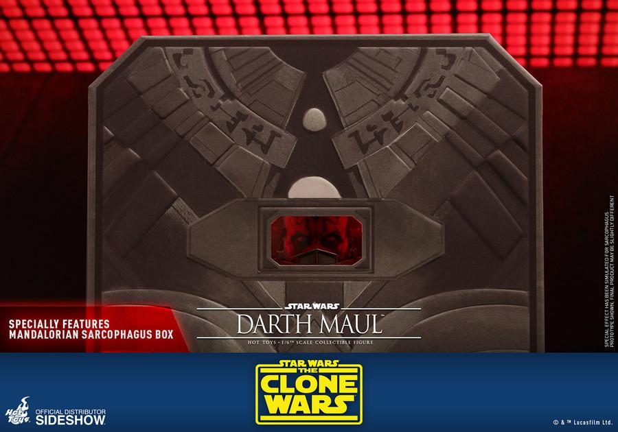 Hot Toys - Star Wars The Clone Wars - Darth Maul