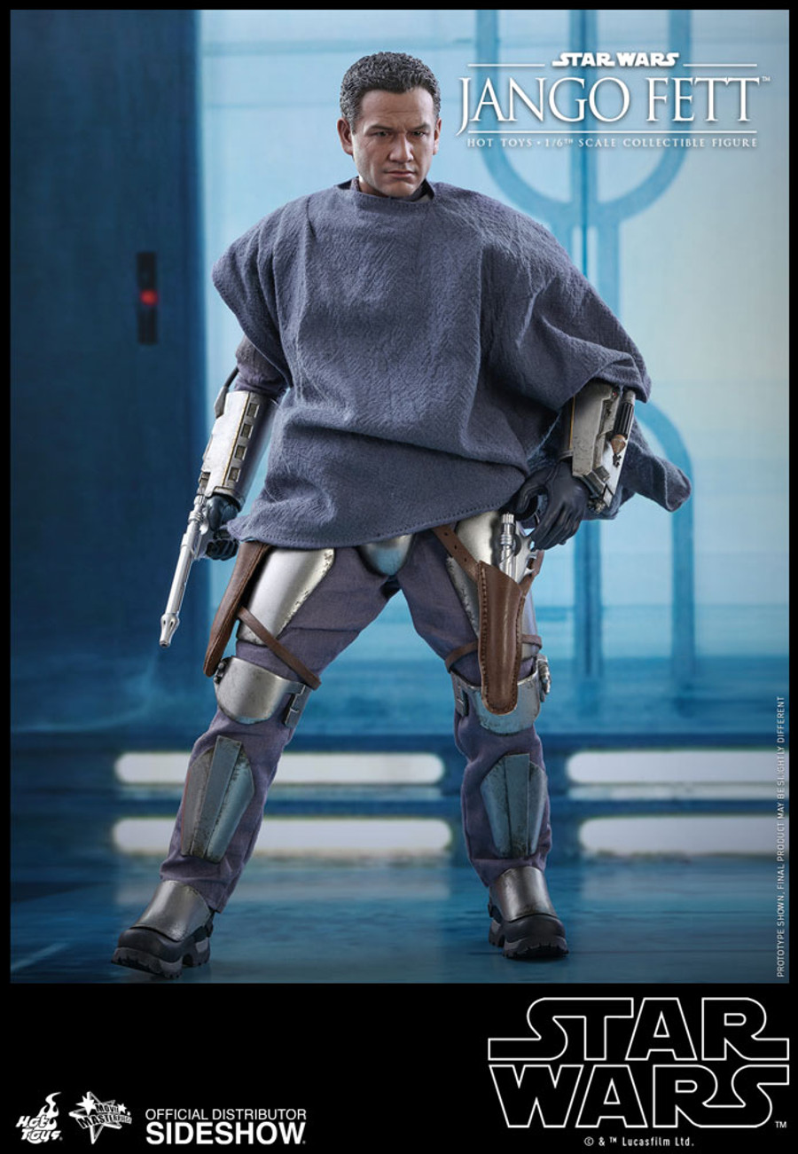 Hot Toys - Star Wars Episode II Attack of the Clones - Jango Fett