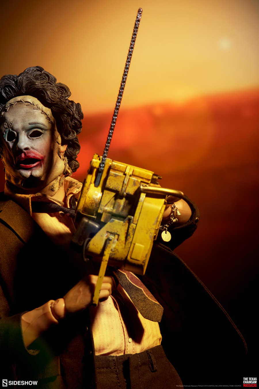 Sideshow - The Texas Chainsaw Massacre - Leatherface Deluxe