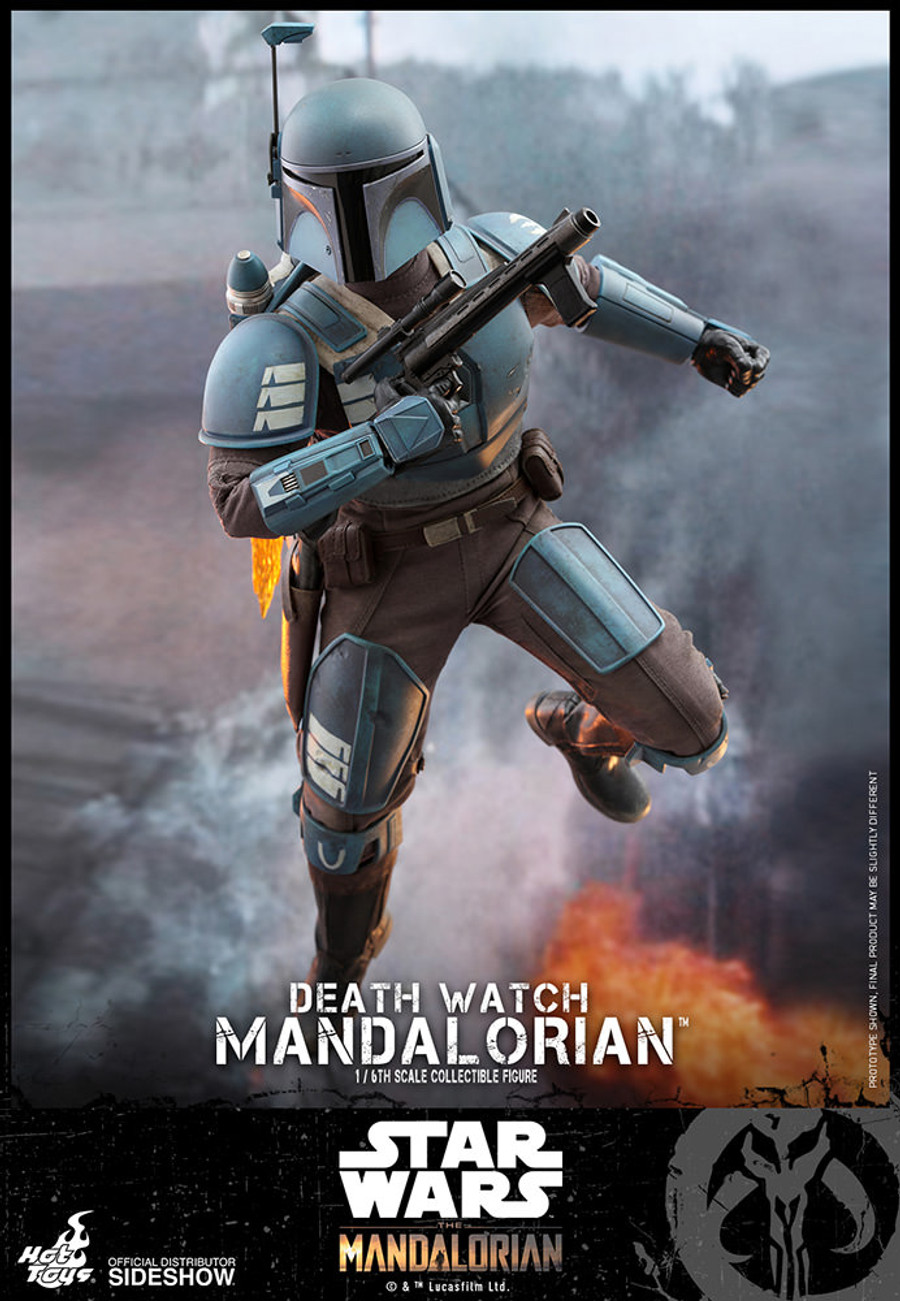 Hot Toys - Star Wars The Mandalorian - Death Watch Mandalorian