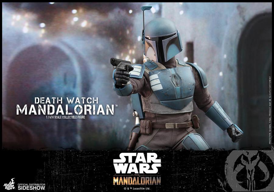 Hot Toys - Star Wars The Mandalorian - Death Watch Mandalorian