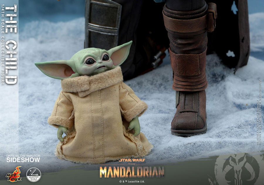 Hot Toys - Star Wars The Mandalorian - The Child